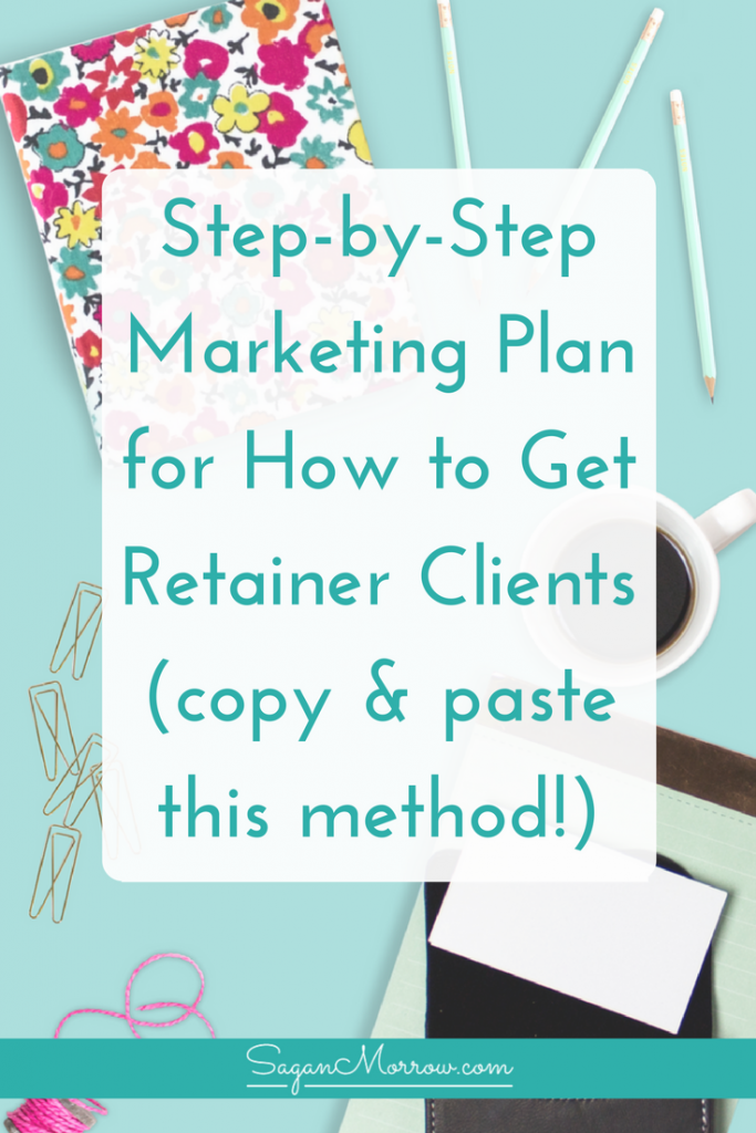 Learn how to get retainer clients for your freelance business in just 12 weeks! Yes, you can go from not having a relationship with a prospect to getting long-term work with them in a matter of just 3 months (or even faster!). Get access to video trainings that walk you through how to do just that and start building a more successful, profitable freelance business in this blog post: you can copy and paste this marketing strategy in your own business.