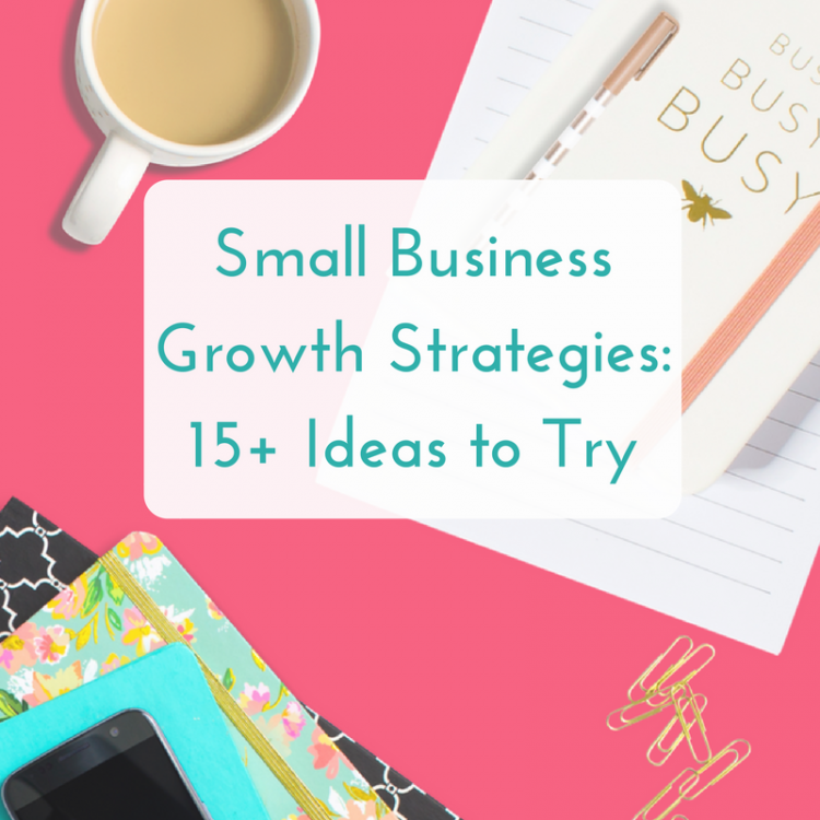 small business growth strategies