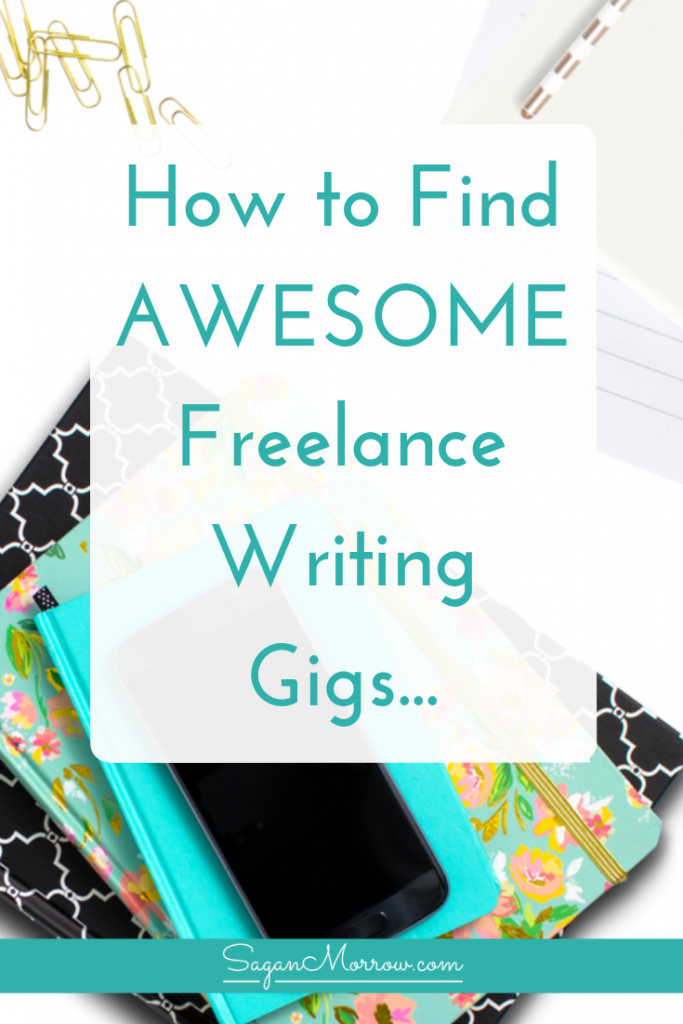 Learn how to find freelance writing jobs that you LOVE in this blog post! You'll find out 4 key questions you must ask if you want to start finding awesome freelance writing jobs and actually get HIRED. Click on over to get the scoop...