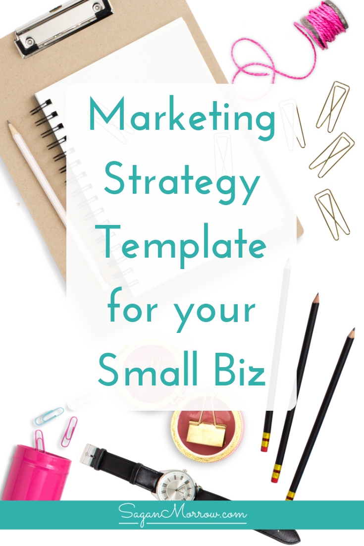 Every freelancer NEEDS to have a marketing strategy in place for their small business. But... what do you actually PUT in your marketing plan?! Use this handy marketing strategy template to plan out your own marketing efforts with confidence and mindfulness! Click on over to get it now...