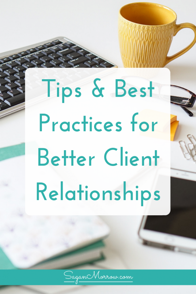 Get client communication tips in this article featuring best practices for talking to clients! Learn the pros & cons of different methods of communicating with clients, plus the 5 questions you need answered when you start working on a new project with a client...
