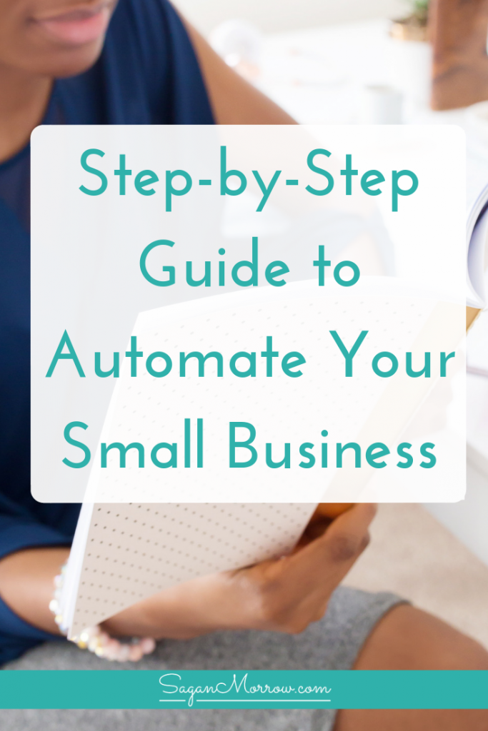 Learn how to automate your small business in this step-by-step guide! Get the tips & tools you need to streamline and automate your small business so it runs more smoothly than ever, without your constant 24/7 attention...