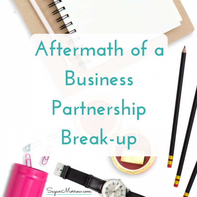 business partnership break-up