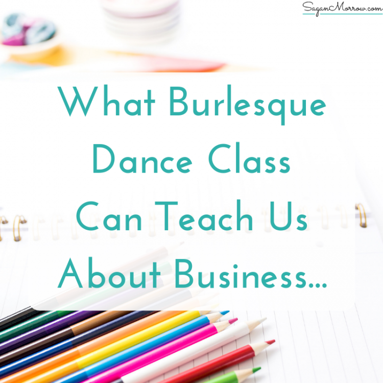 what dance class can teach us about business