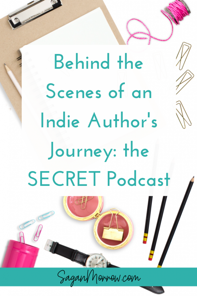 Curious about what life is like as an indie author, or what goes on behind the scenes of self-publishing? Check out this indie author podcast! You'll get the inside scoop on writing tips, how to outline your books and get pas writer's block and confidence problems, real-life results from marketing experiments, and more...
