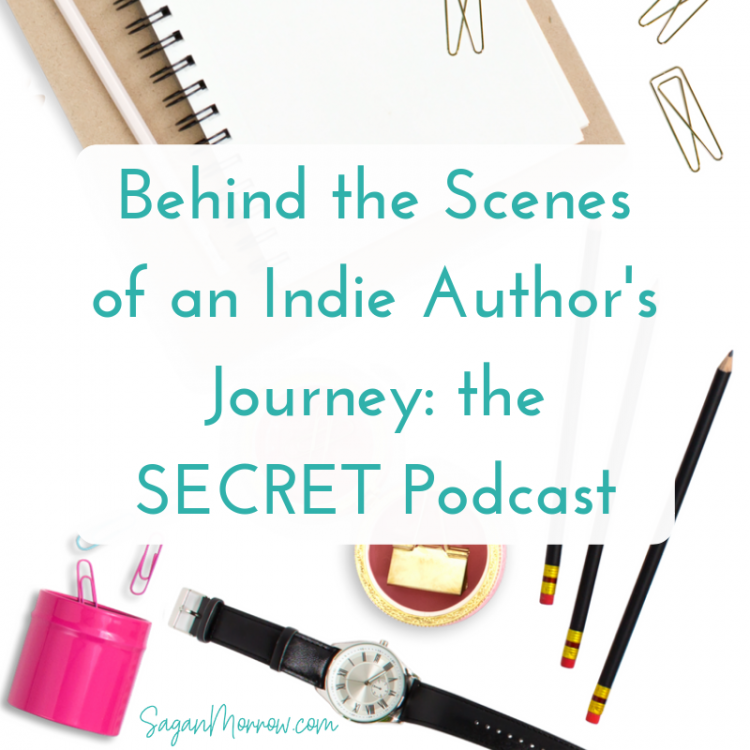 indie author podcast