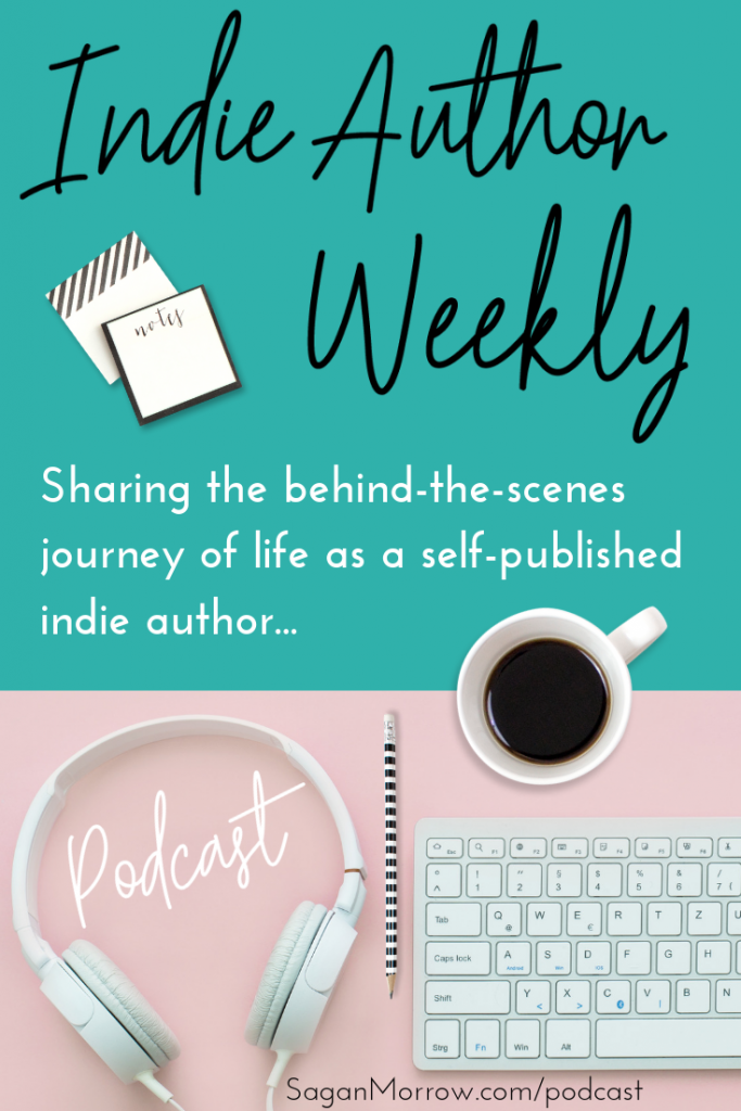 This indie author podcast shares the behind-the-scenes journey of life as a self-published indie author. Get writing tips, editing tips, book marketing ideas, writing inspiration, and more in bite-sized episodes!