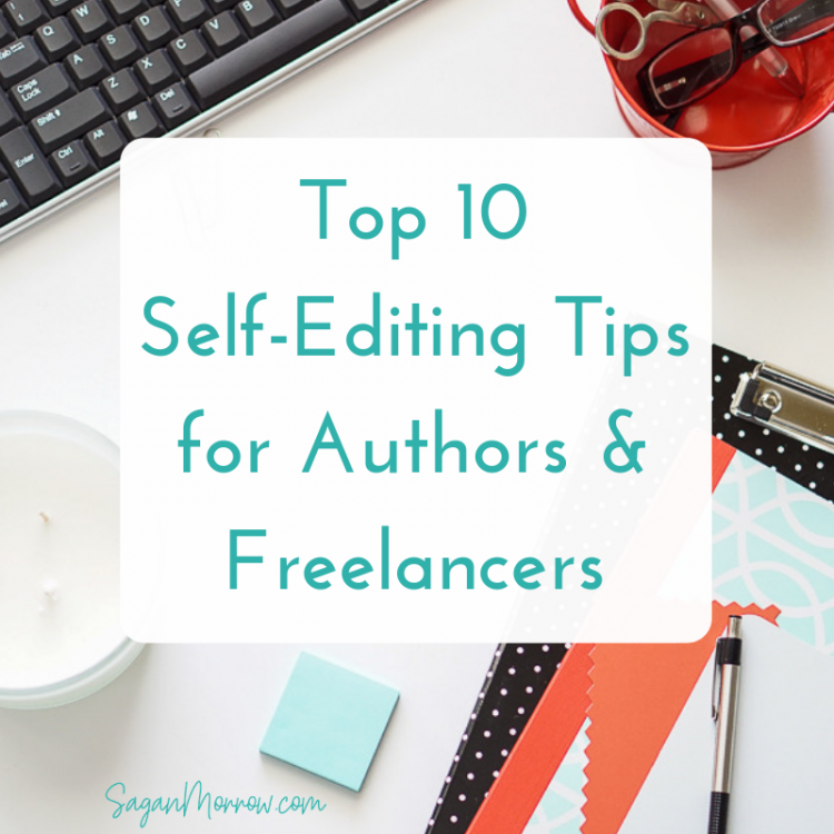 self-editing tips