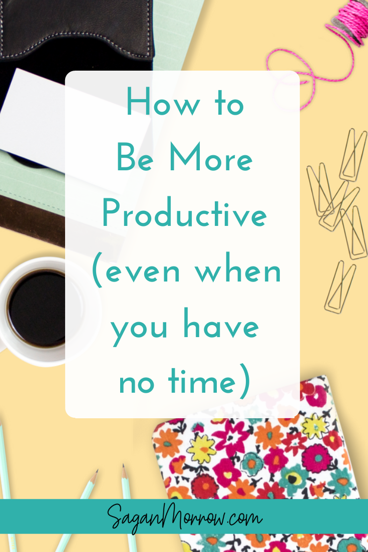 Want to be more productive, in your life AND your business... but don't have ANY time? You can do it anyway! It comes down to the right strategies. Find out how Michele juggled her side hustle with a full-time 9 to 5 job and 2 small kids, and what she did to save 5+ hours each week....