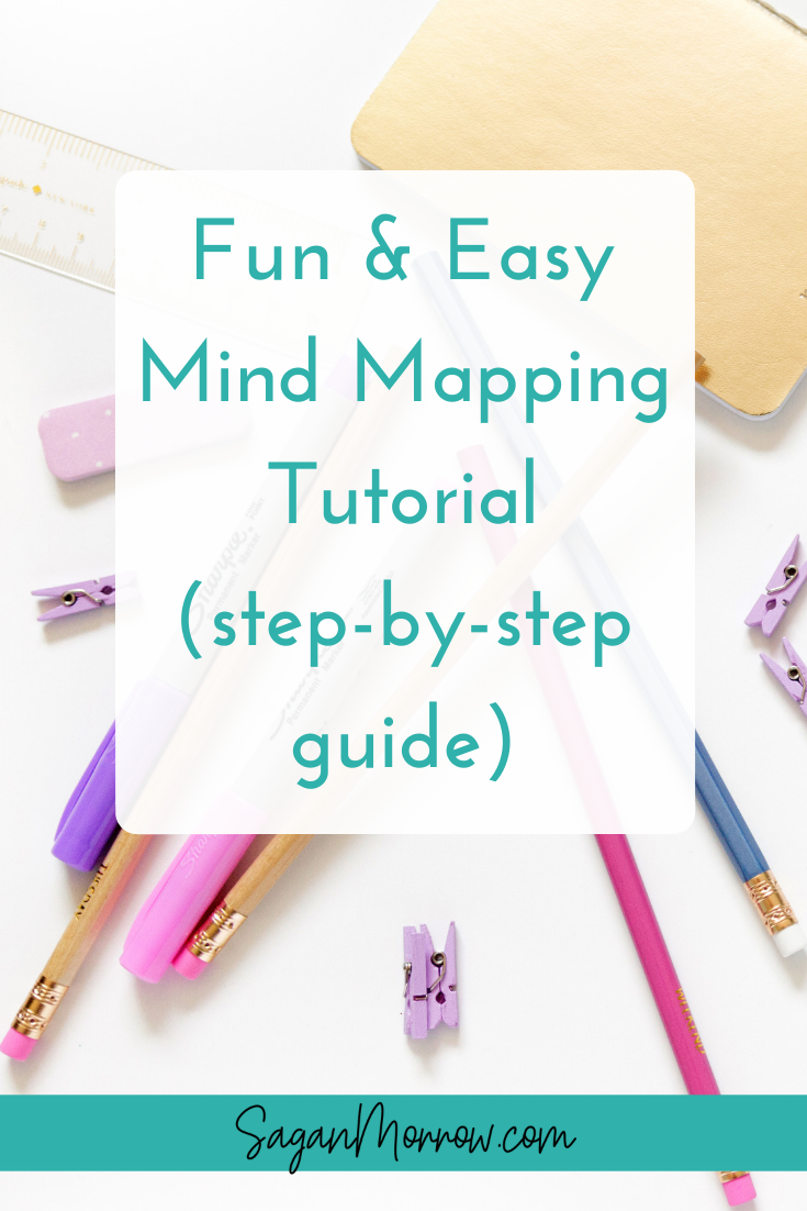 This fun and easy mind mapping tutorial will help you to save more time and improve efficiency in your business and life... so you can get more done in less time, without the overwhelm! Mind mapping is perfect for visual learners. Get the step-by-step guide to mind mapping now to improve productivity now...
