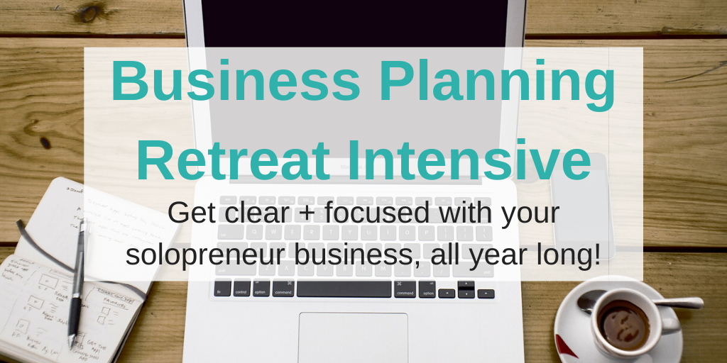 how to create a business planning retreat