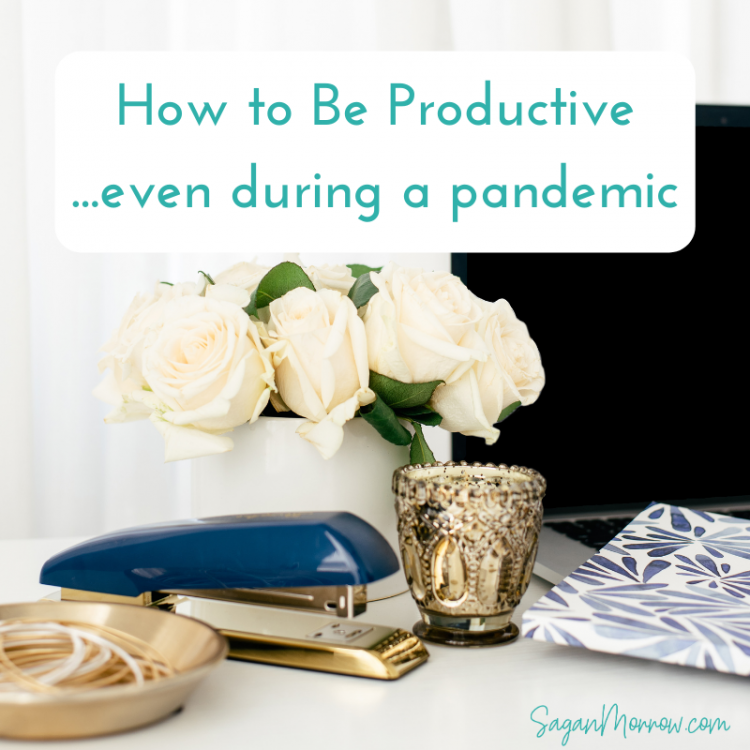 productivity during a pandemic